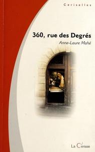 Anne-Laure Mahé - 360, rue des Degrés.