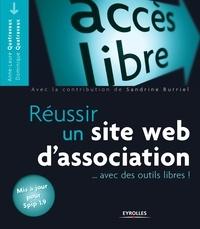 Anne-Laure Quatravaux et Dominique Quatravaux - Réussir un site web d'association... - Avec des outils libres !.