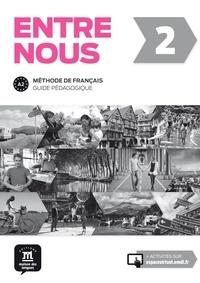 Histoiresdenlire.be Entre nous 2 méthode de français - Guide pédagogique Image