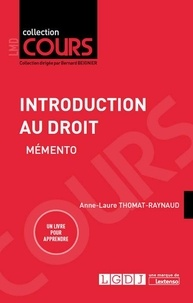 Mémento de lintroduction au droit - Mémento.pdf