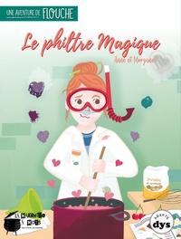 Anne Laurens et Morgane Brebion - Une aventure de Flouche Tome 1 : Le philtre magique.