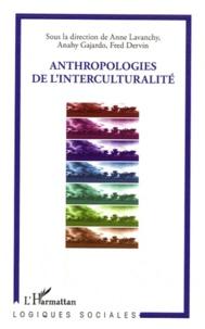 Anne Lavanchy et Anahy Gajardo - Anthropologies de l'interculturalité.