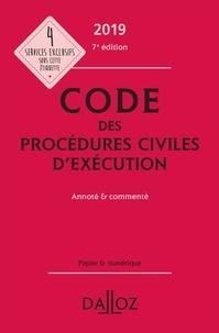 Anne Leborgne et Olivier Salati - Code des procédures civiles d'exécution - Annoté et commenté.