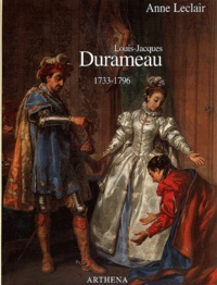 Anne LeClaire - Louis-Jacques Durameau (1733-1796).