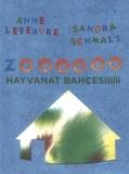 Anne Lefebvre et Sandra Schmalz - Zoooooo - Edition bilingue allemand-turc.