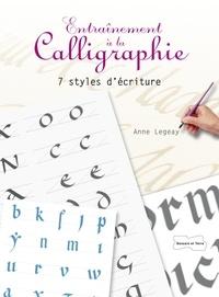 Histoiresdenlire.be Entraînement à la calligraphie - 7 styles d'écriture Image