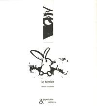 Anne Leloup - Le terrier - Décor à colorier.