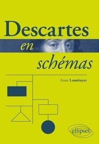 Anne Lemétayer - Descartes en schémas.
