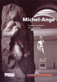 Anne Lepoittevin et Daniele Rivoletti - Michel-Ange.