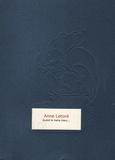 Anne Letoré - Quand le merle blanc....