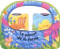 Anne Levallois - Le panier de la ferme - Avec 4 petits livres à toucher : petit poussin, petit lapin, petit agneau, petit canard.