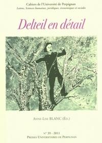 Anne-Lise Blanc - Delteil en détail.