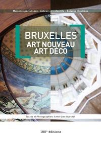 Anne-Lise Quesnel - Bruxelles Art nouveau - Art déco.