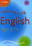 Anne Loadman - English Age 9-10.