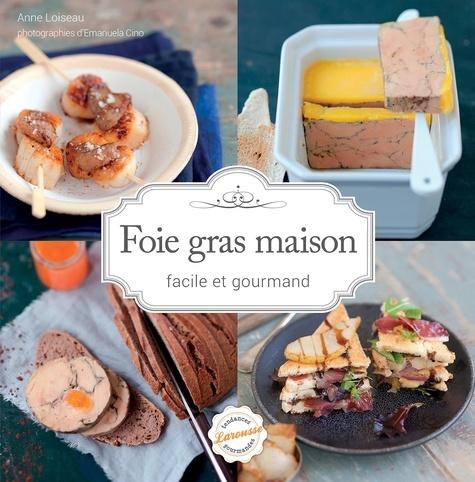Foie gras maison - 9782035904195 - 5,99 €