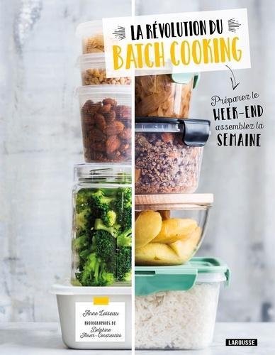 La révolution du batch cooking - 9782035945181 - 8,99 €