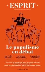Anne-Lorraine Bujon - Esprit N° 1092, avril 2020 : .