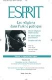 Anne-Lorraine Bujon - Esprit N° 422, Février 2016 : Les religions dans l'arène publique.