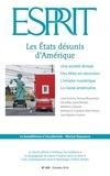Anne-Lorraine Bujon - Esprit N° 428, octobre 2016 : Les Etats désunis d'Amérique.