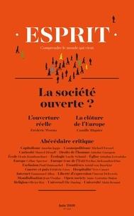 Pdf books finder télécharger Esprit N° 445, juin 2018