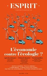 Anne-Lorraine Bujon - Esprit N° 462, mars 2020 : L'économie contre l'écologie ?.