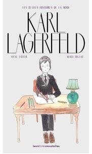 Anne Loyer et Alice Dufay - Karl Lagerfeld.