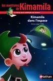 Anne Loyer et  Nils - Kimamila dans l'espace.