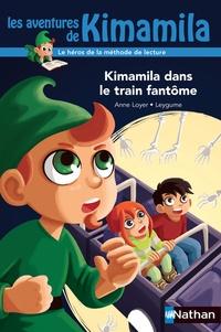 Anne Loyer et  Leygume - Kimamila dans le train fantôme.