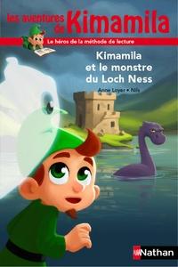 Anne Loyer et  Nils - Kimamila et le monstre du Loch Ness.