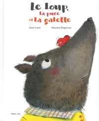 Anne Loyer et Maurèen Poignonec - Le loup, la puce et la galette.