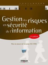 Anne Lupfer - Gestion des risques en sécurite de l'information.