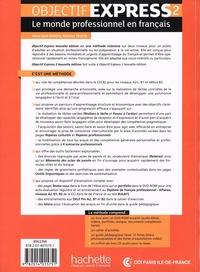 Anne-Lyse Dubois et Béatrice Tauzin - Objectif express nouvelle édition 2 - Pack Livre + Version numérique.