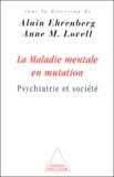 Anne-M Lovell et Alain Ehrenberg - .