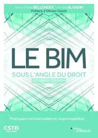 Anne-Marie Bellenger et Amélie Blandin - Le BIM sous l'angle du droit - Pratiques contractuelles et responsabilités.