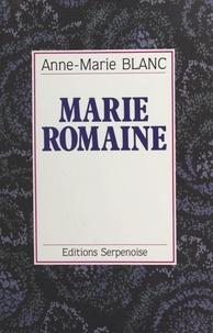 Anne-Marie Blanc - .