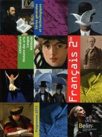 Anne-Marie Bonnabel et François Vanoosthuyse - Français 2e - Programme 2011, format compact.