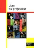 Anne-Marie Bonnabel et François Vanoosthuyse - Français 2e - Livre du professeur, programme 2011.