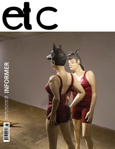 ETC no 98, février-Juin 2013. Informer