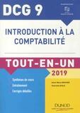 Anne-Marie Bouvier et Charlotte Disle - Introduction à la comptabilité DCG 9 - Tout-en-un.