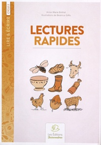 Anne-Marie Bréhat - Lectures rapides - Cycle 2.
