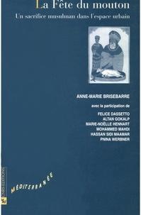 Anne-Marie Brisebarre - .