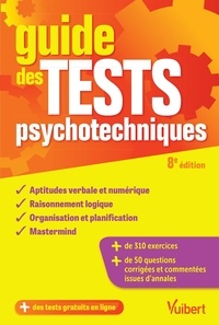 Ucareoutplacement.be Guide des tests psychotechniques Image