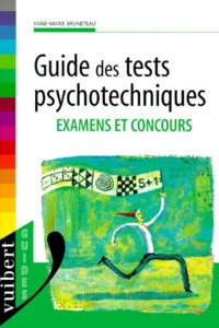 Coachingcorona.ch Guide des tests psychotechniques. Examens et concours Image