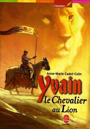Yvain Le Chevalier Au Lion Poche