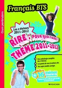 Accentsonline.fr Français BTS Les 2 thèmes 2011-2012 - Rire : pour quoi faire ? Le sport, mirroir de notre société ? Image