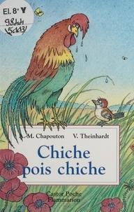 Anne-Marie Chapouton - Chiche pois chiche.