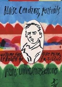 Anne-Marie Conas et Claude Leroy - Blaise Cendrars, portraits.