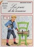 Anne-Marie Dalmais et  Genji - Les jours de la semaine.