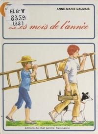 Anne-Marie Dalmais et  Genji - Les mois de l'année.
