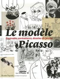 Anne-Marie Delorme - Le Modèle Picasso - Portraits, caricatures, dessins de presse.